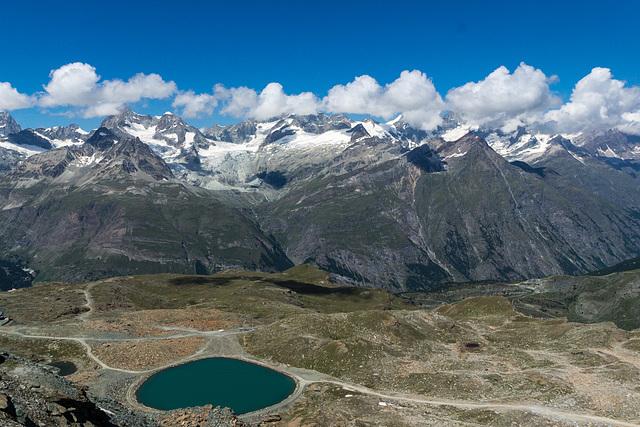 Valais Alps