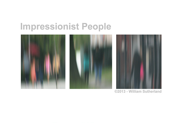 Impressionist People