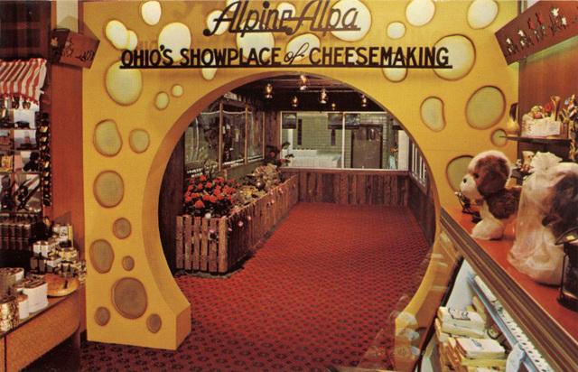 Alpine-Alpa: Ohio's Showplace of Cheesemaking