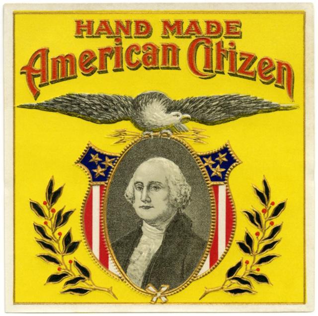 Hand Made American Citizen