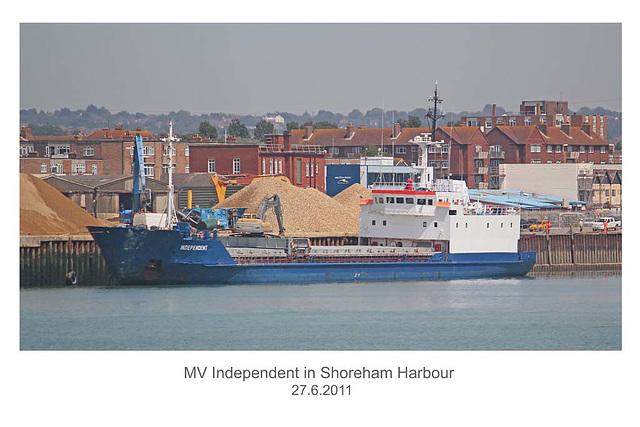 Independent Shoreham 27 6 2011
