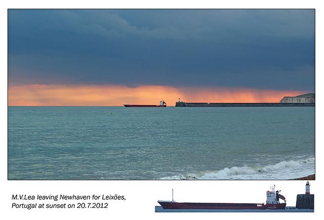 Lea - Newhaven - 20.7.2012