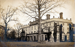 Brayton Hall, Cumbria (Demolished)
