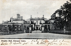 Brayton Hall, Cumbria (Demolished)