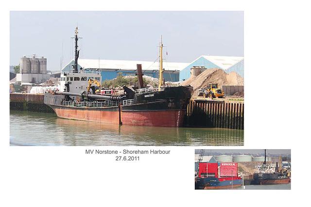 Norstone - Shoreham - 27.6.2011