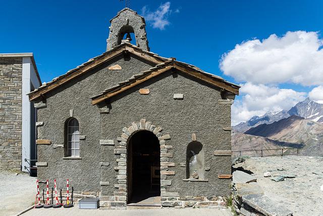 Chapel on the Gornergrat