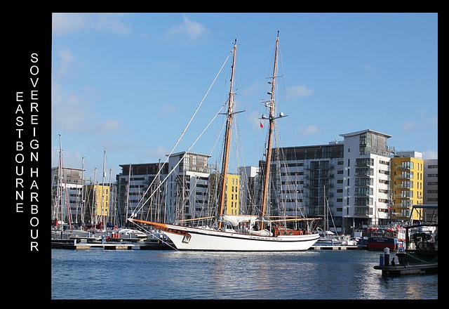 Schooner Eastbourne 5 1 2012