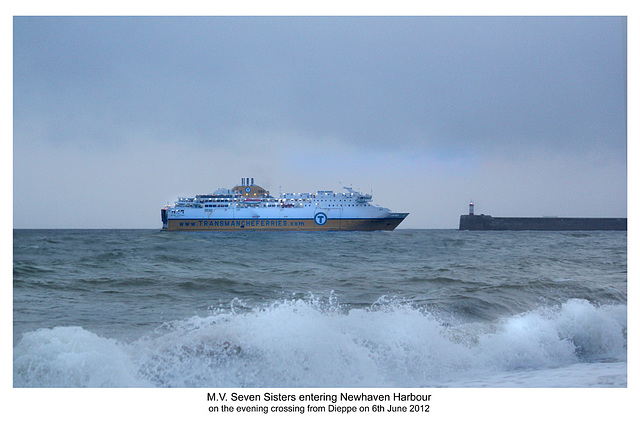 Seven Sisters Newhaven 6 6 2012