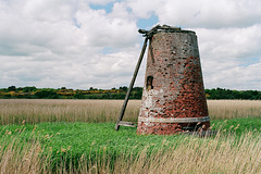 Old windmill (colour)