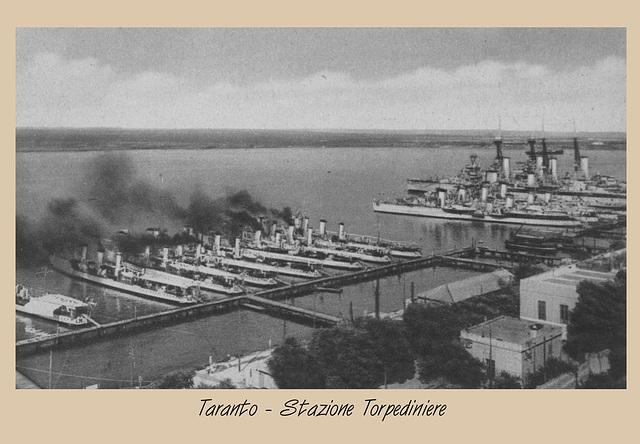 Taranto - Stazione Torpediniere