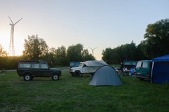 Camp ;)