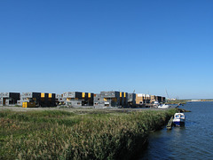 New Houses By The Water