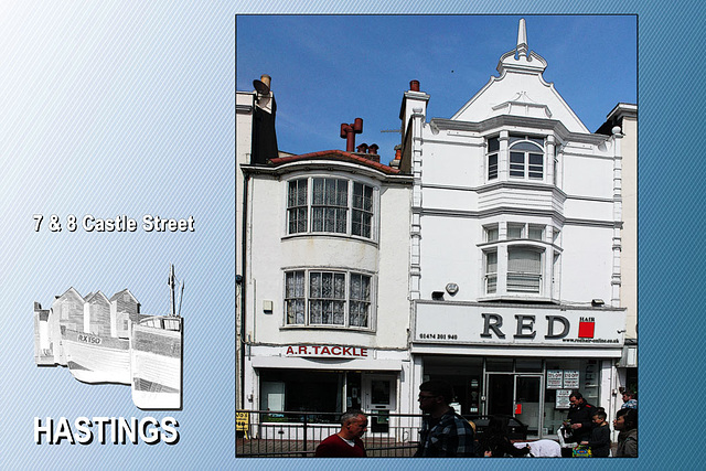 7 and 8 Castle Street Hastings 13 4 2012