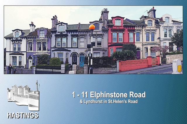Elphinstone Road Hastings 13 4 2012