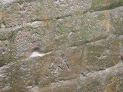 Rochdale Canal: masons' marks