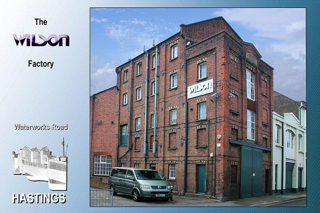 Wilson factory - Hastings - 13.4.2012