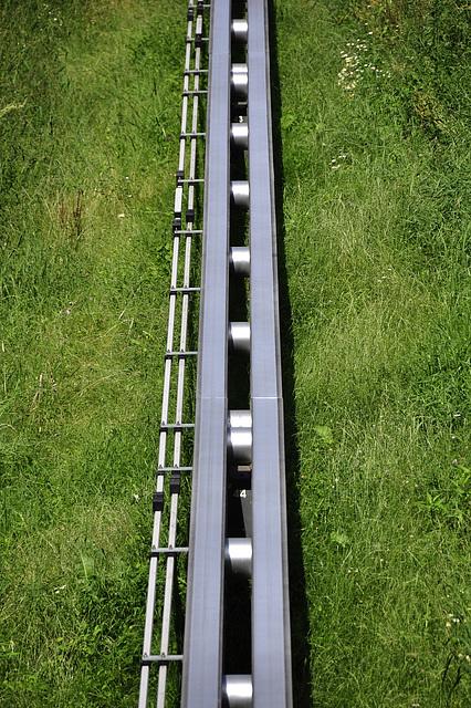 Monorail-Rail