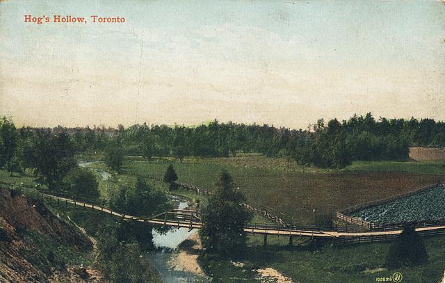 Hog's Hollow, Toronto.