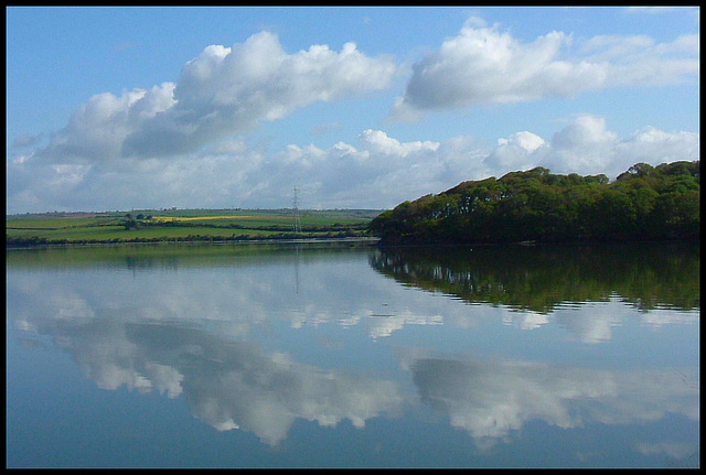 reflections of Warleigh