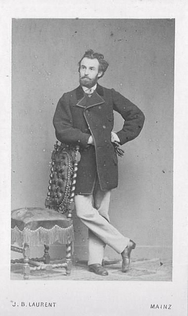 Ferdinand Bohlig by Laurent