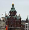 Uspenski Cathedral, April 2013