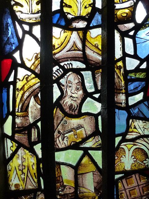 llanfarchell church, denbigh, clwyd
