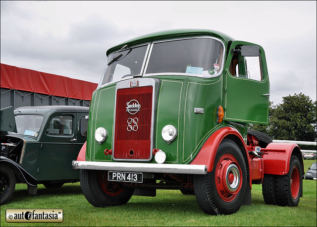 1961 Seddon Atkinson 200 Series - PRN 413