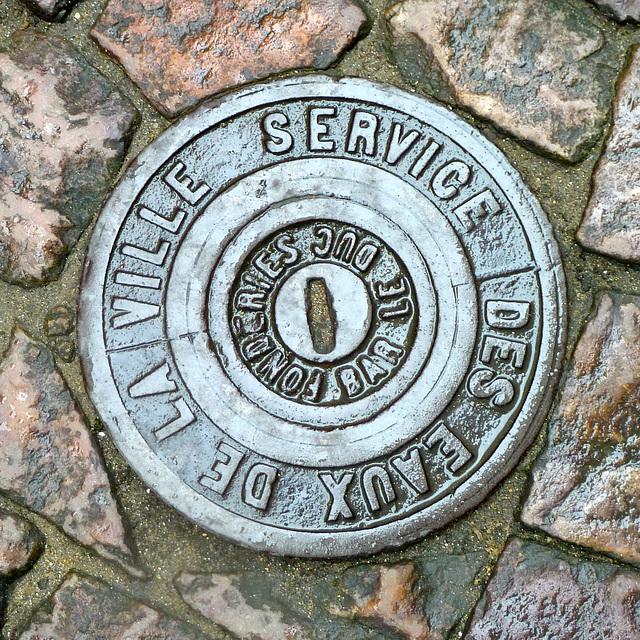 Saint-Malo 2014 – Services des eaux de la ville