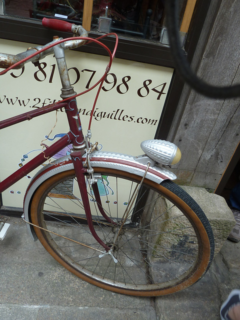 Dinan 2014 – Cycles La Fileuse