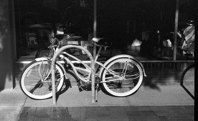Bicycle in Longmont