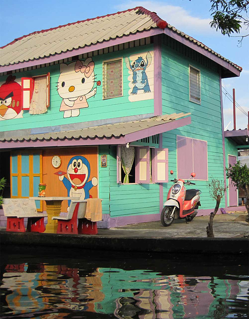 House in Bangkok
