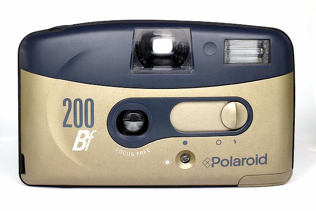 Polaroid 200 Bf