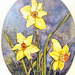 Daffodils Painting