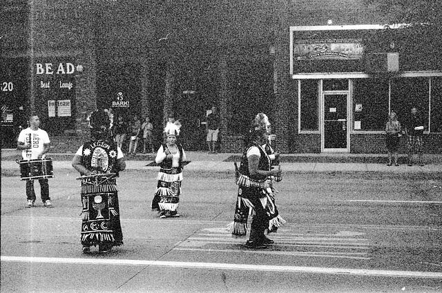 Dancers - Longmont Street Fair