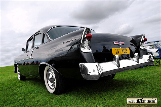 1956 Chevrolet GMC Bel Air - 157 YUB