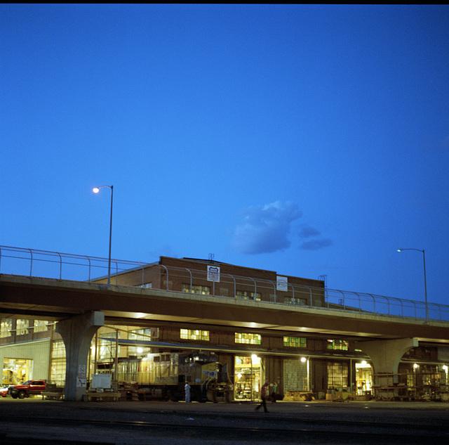 Union Pacific Burnham Shops, Denver CO
