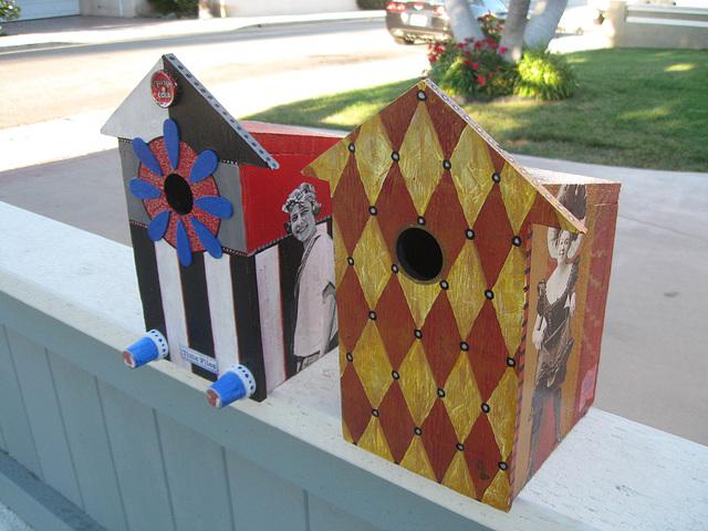 Bird UP! Birdhouses 1