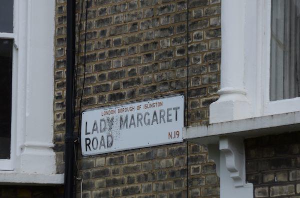 Lady Margaret Road, N19