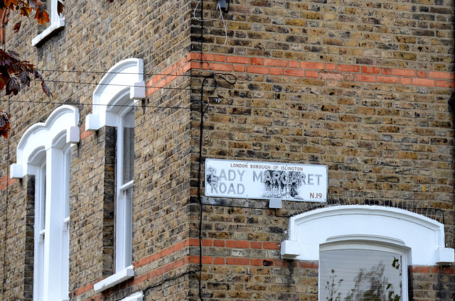 Lady Margaret Road, N19