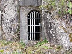 Door in Cliff