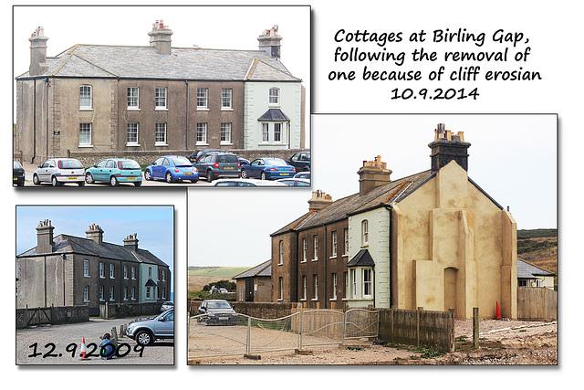 Birling Gap Cottages - 10.9.2014