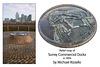 Surrey Docks Relief Map - Michael Rizzello