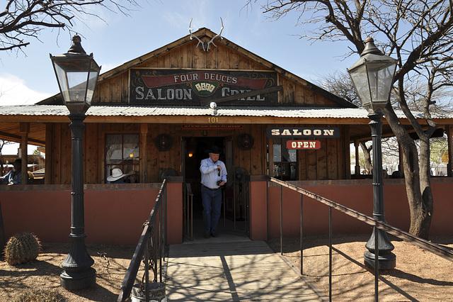 Four Deuces  - Saloon