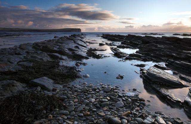 Rockpools, Birsay, Orkney