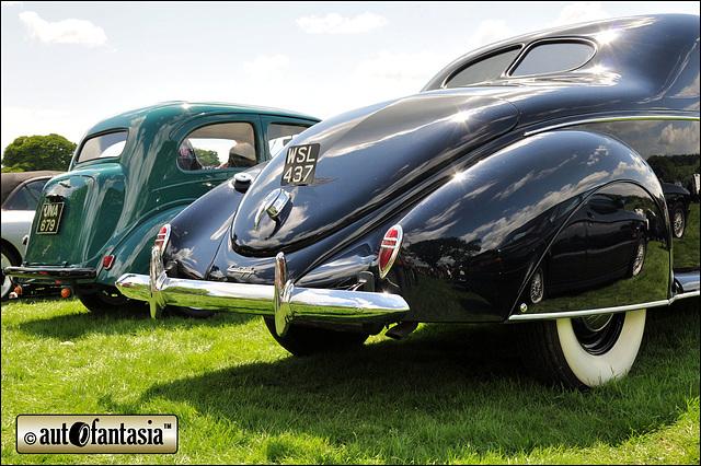 1939 Lincoln Zephyr - WSL 437