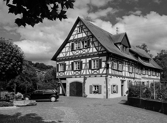 Gerbergasse, Schiltach, Schwarzwald