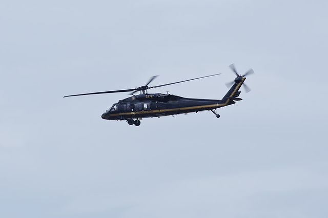 Department of Homeland Security Sikorsky UH-60A Black Hawk 82-23747