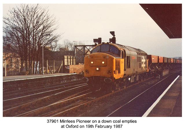 37901 at Oxford 19 2  87