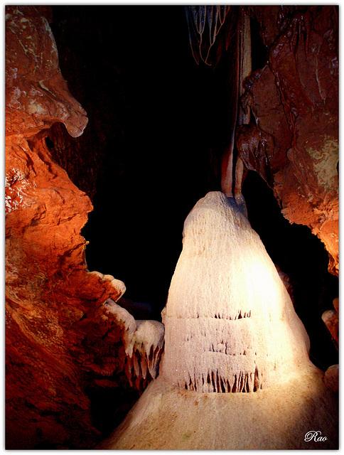 stalactite/stalagmite