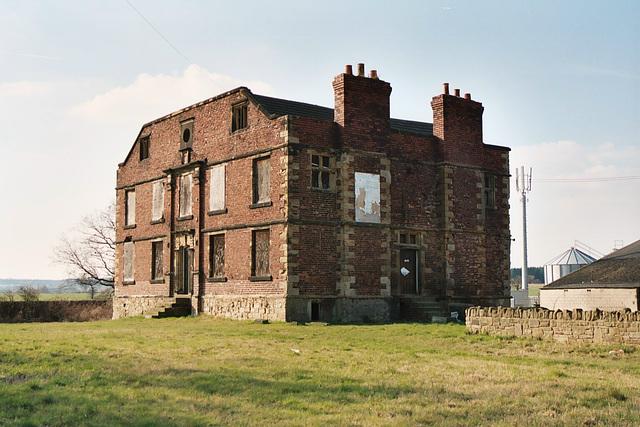 Grimethorpe Hall, South Yorkshire